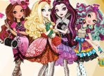 Quebra-cabeça das Ever After High