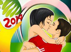Beijos na Copa do Mundo