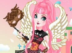 Ever After High Cupid Baile de Máscara