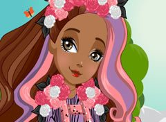 Ever After High Deprimavera Cedar Wood