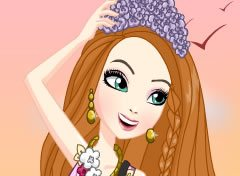 Ever After High Holly O Hair
